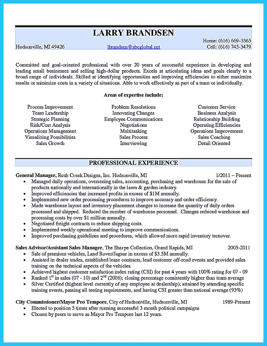 business owner resume sample awesome organizational effectiveness