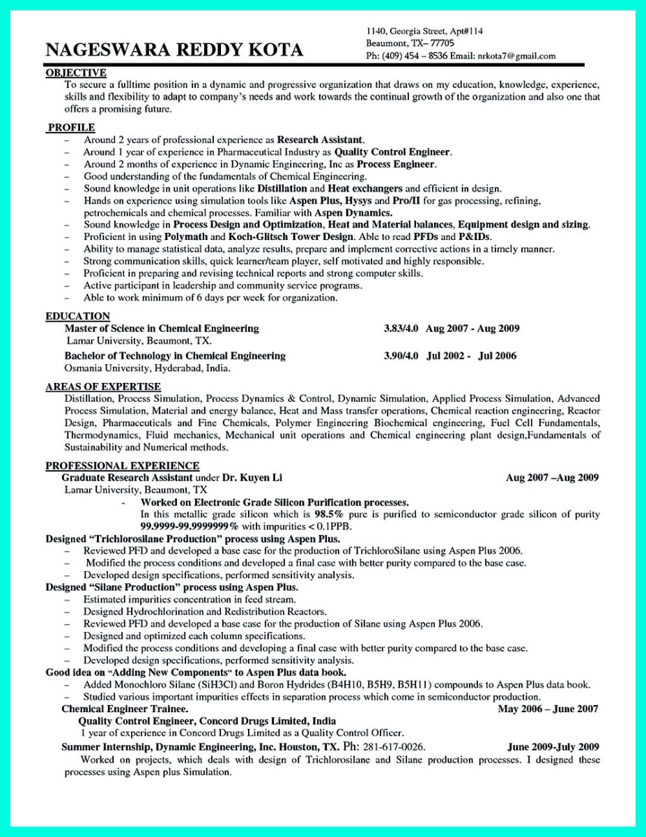 sample chemical engineer resume parsons energy and chemical engineer resume sample resumesdesign com