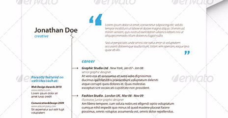 classic resume template word download