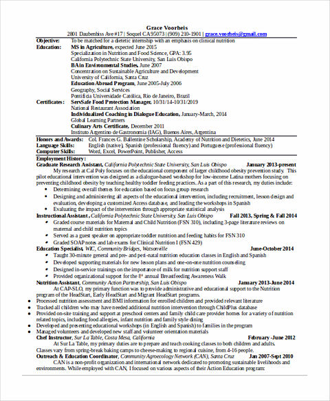 clinical research coordinator resume objectives that are