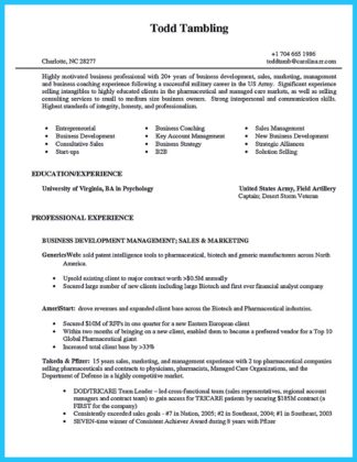 clothing business owner resume