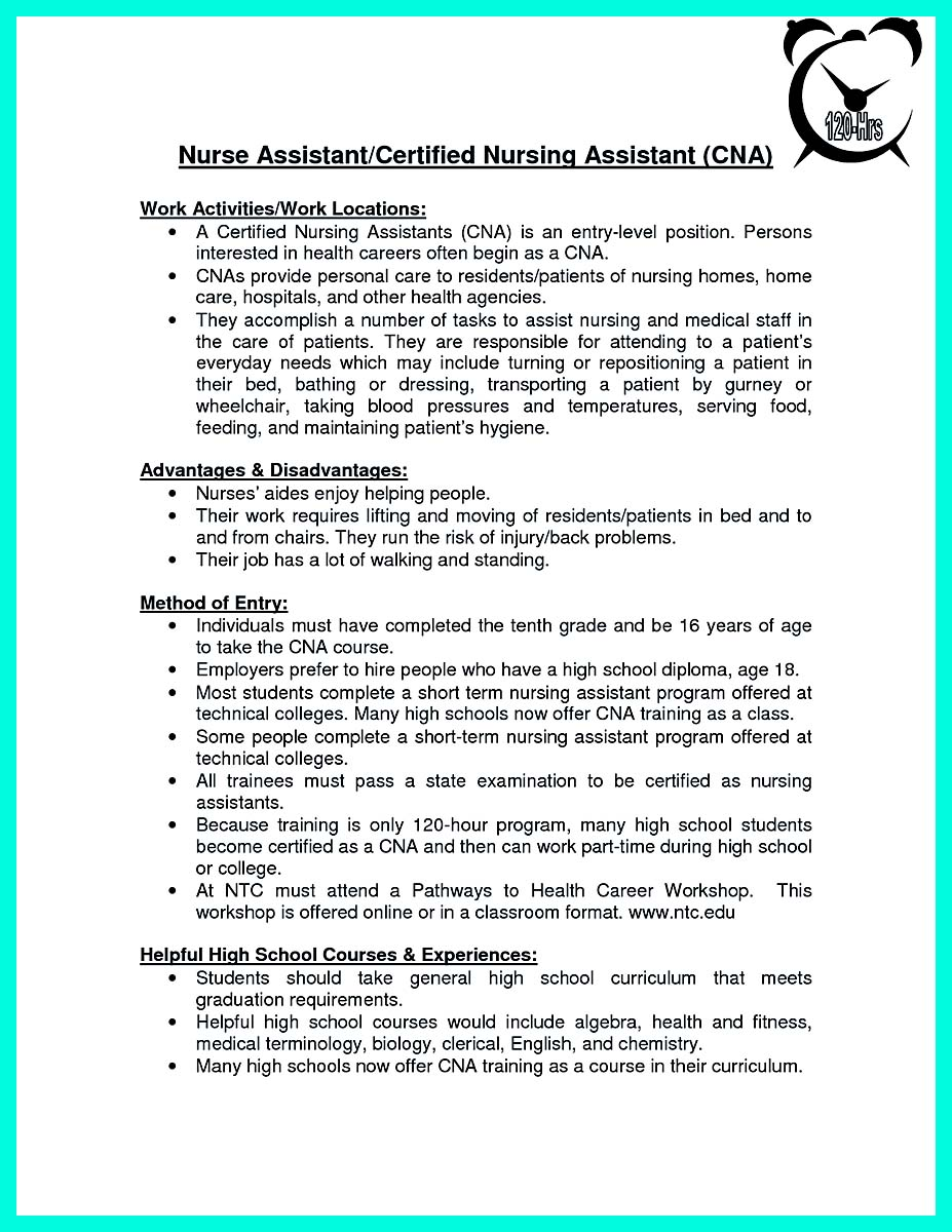 Best Cna Resume Download Job Duties Of 74 Example Sample Mollysherman