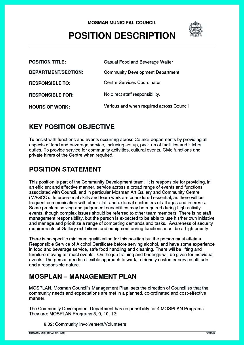 waitress resume objective examples cipanewsletter cocktail waitress resume objective cocktail server objective for