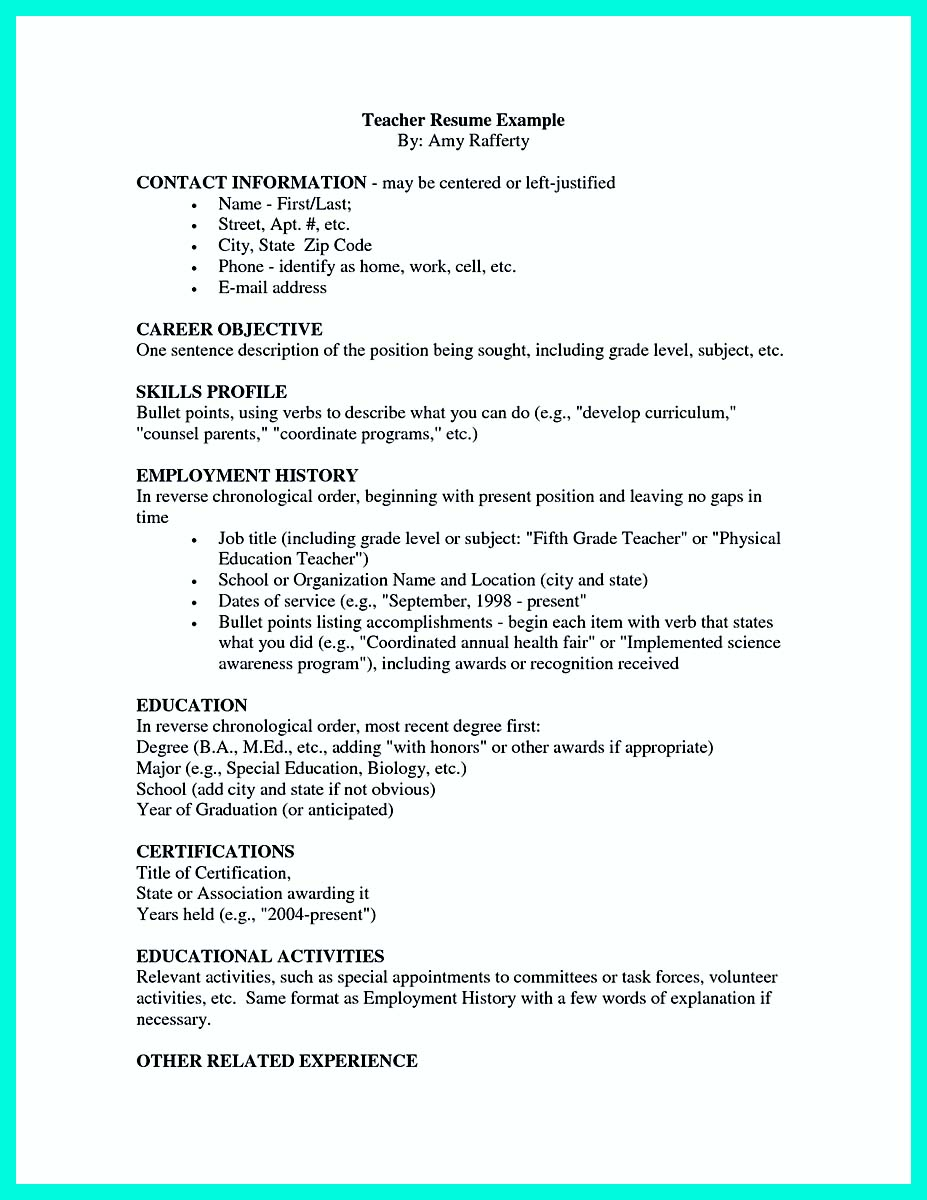 college golf resume sample_002