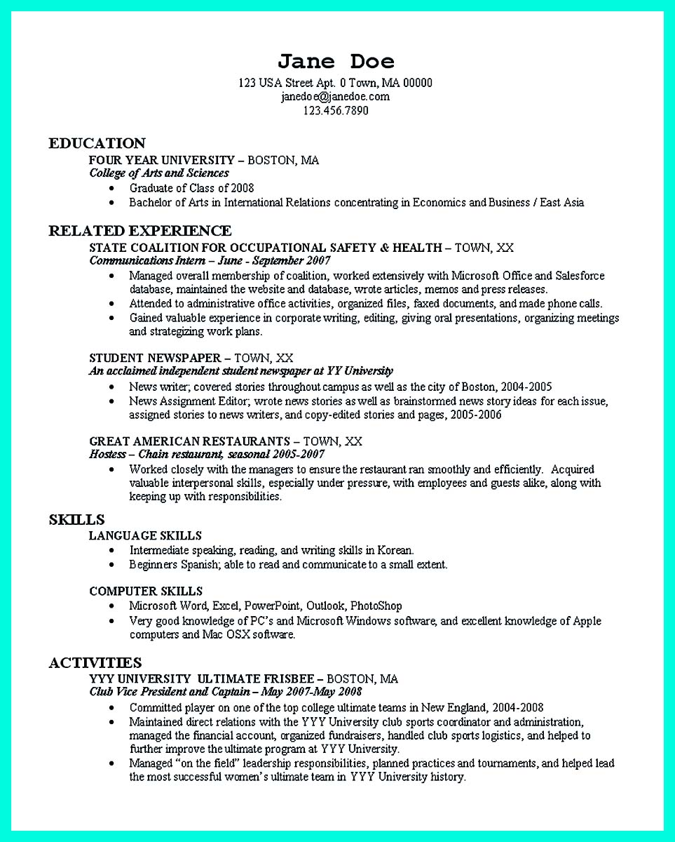 Top Resume Writing Tips computx us