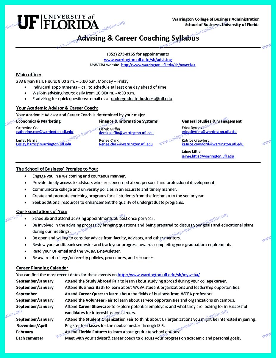 ... College Resume Template Application ...