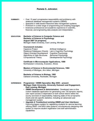 GIS Technician Resume Sample Questions For Writing A Business Plan