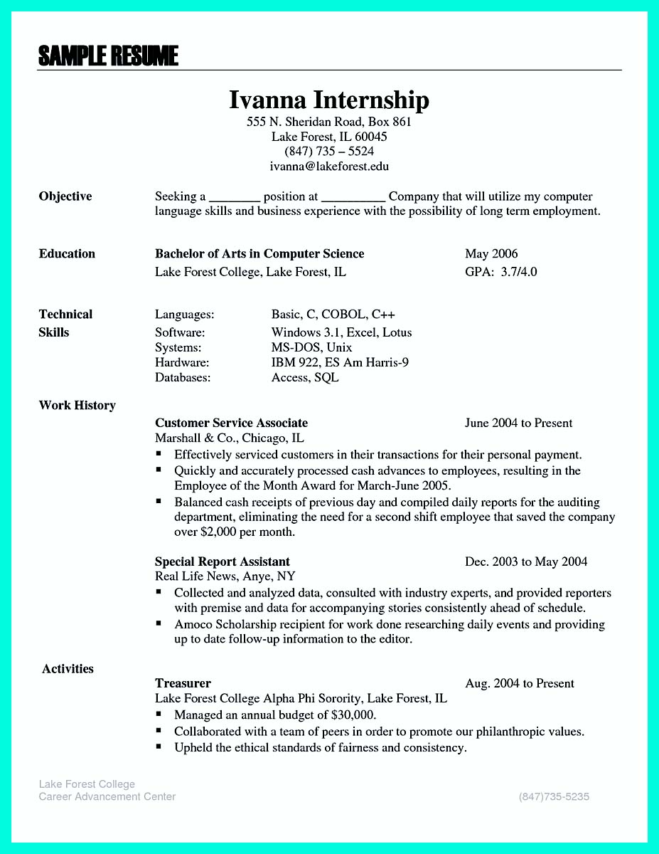 sample resume for assistant professor in computer science radiovkmtk