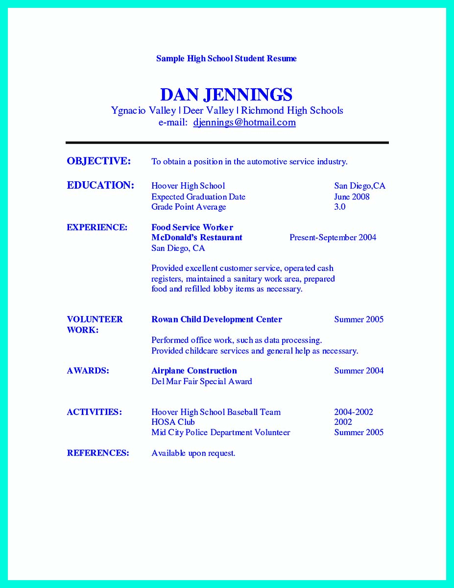 concrete construction laborer resume