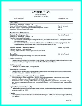 construction manager resume cover letter