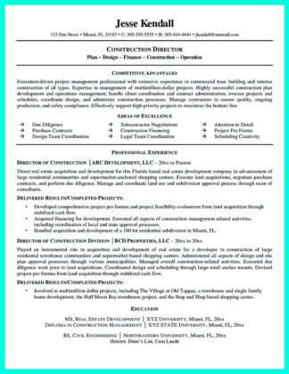 Construction Worker Resume Example To Get You Noticed | How To