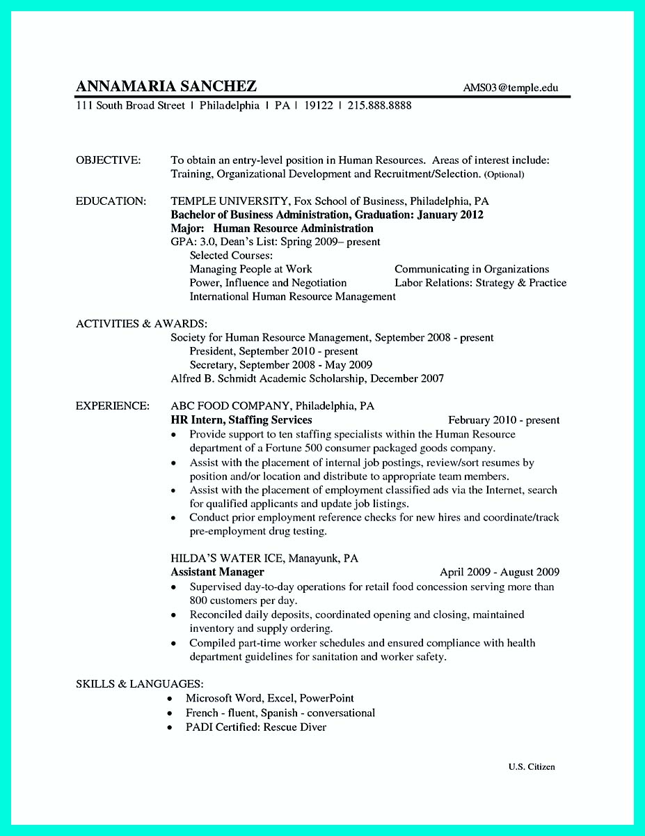 resume objective for human resource job clasifiedad com human resources resume template front desk clerk resume