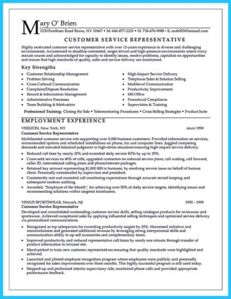 Impressing The Recruiters With Flawless Call Center Resume