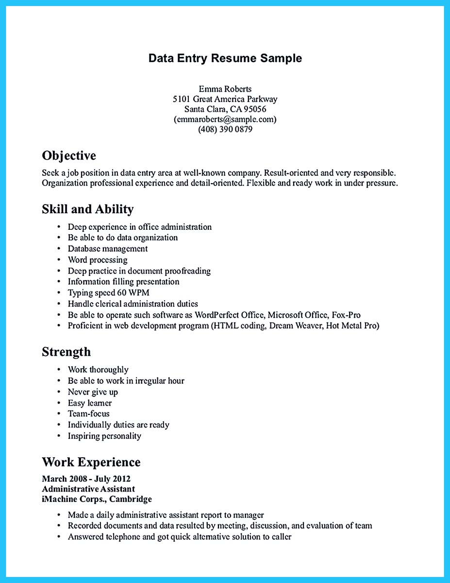 crm data analyst resume