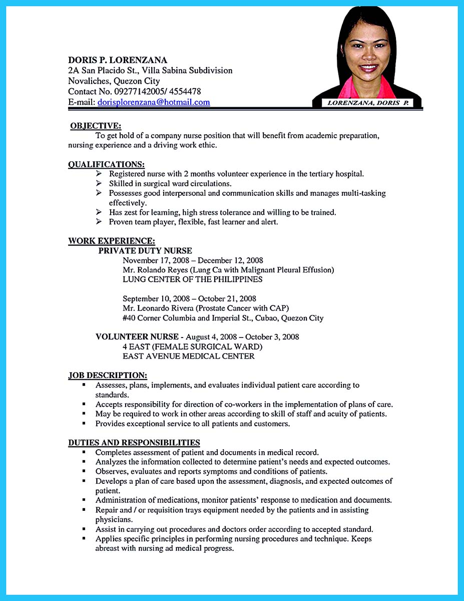 crna resume template