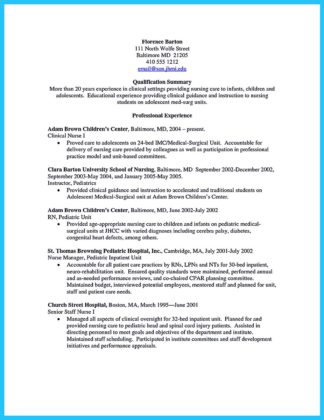 crna school resume template