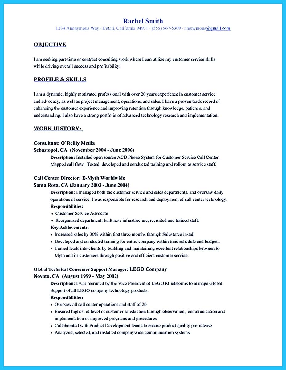 sample csr resume 28 call center job description for resume