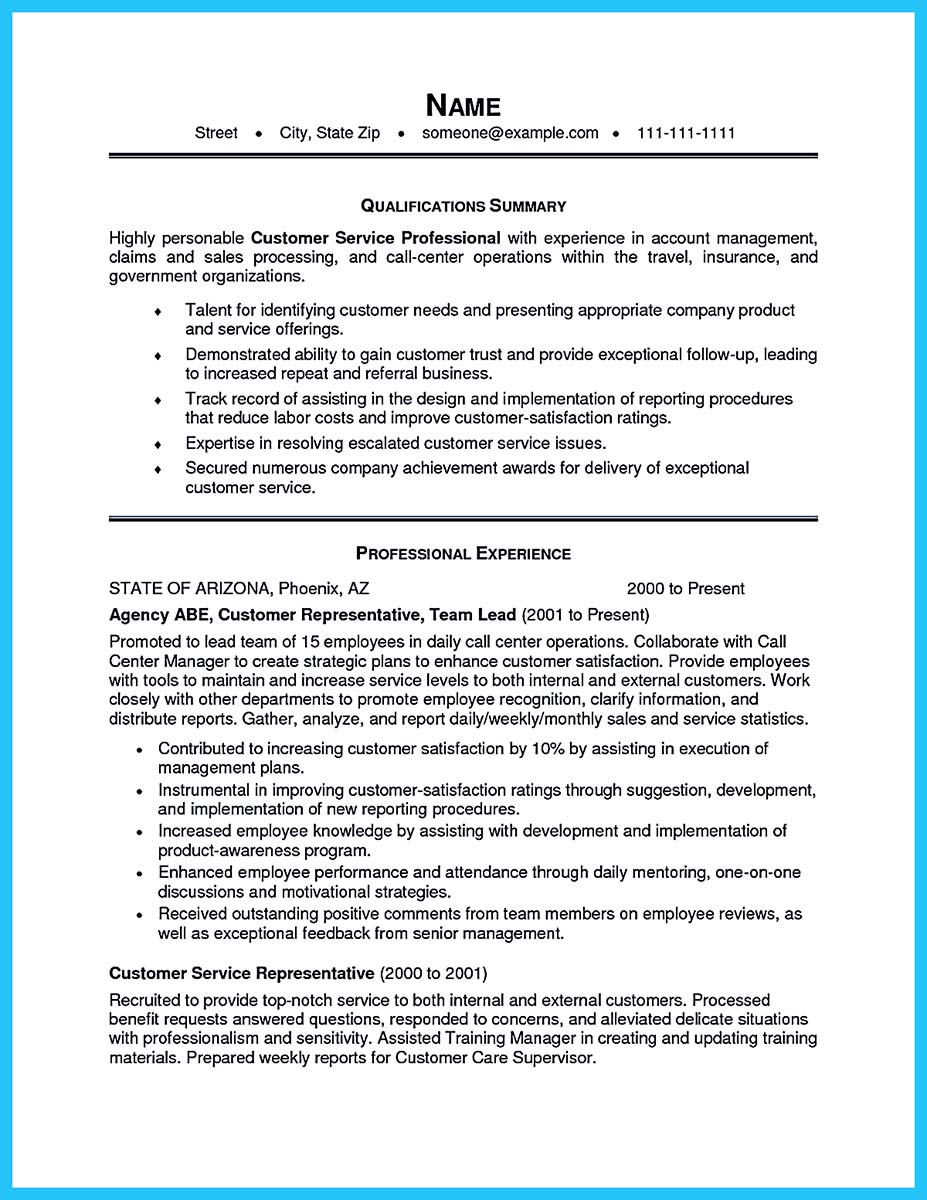 csr resume for bank