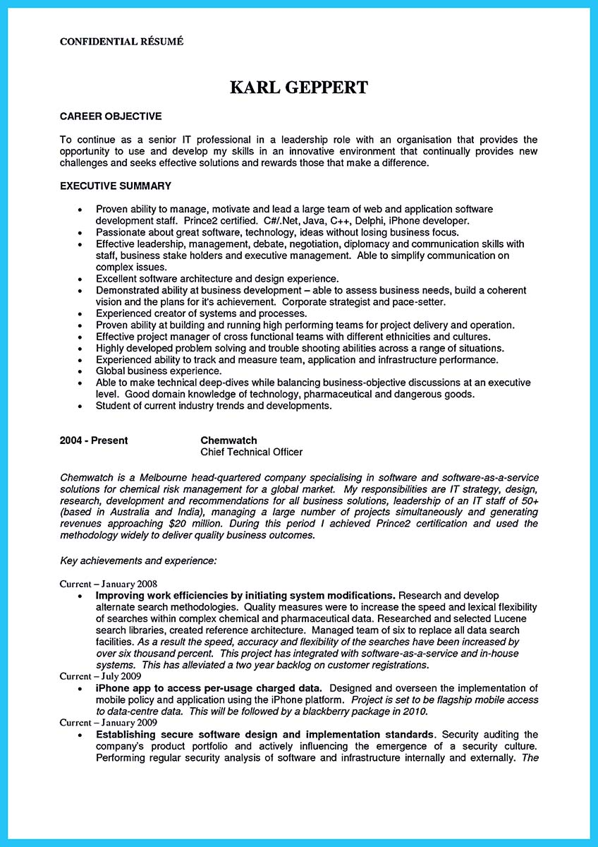 free resume format doc file objective resume