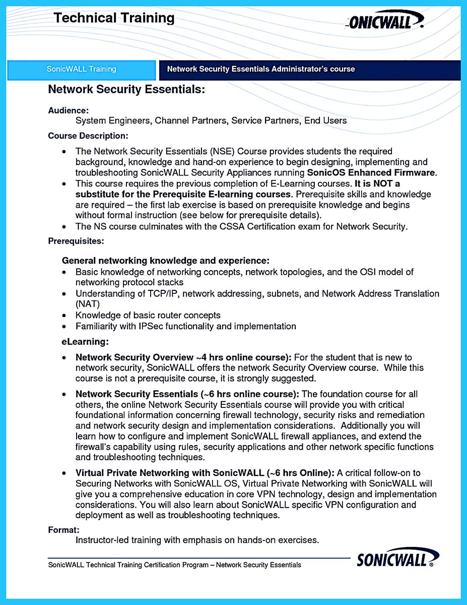 Network Security Resume Free Resume Templates For Security Officer