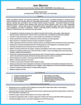 entry level banking resume examples and resume summary examples banking
