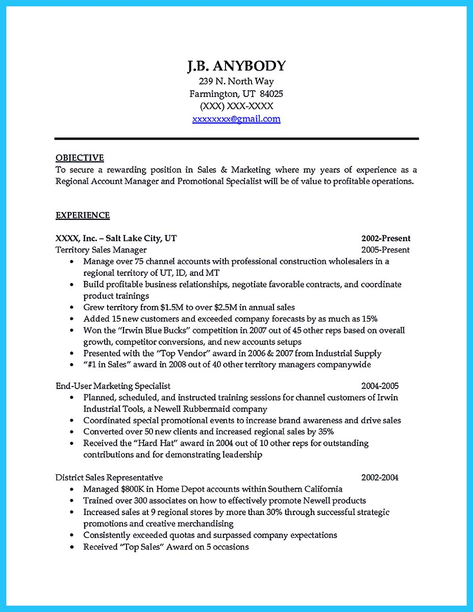 Rental Car Sales Associate Resume