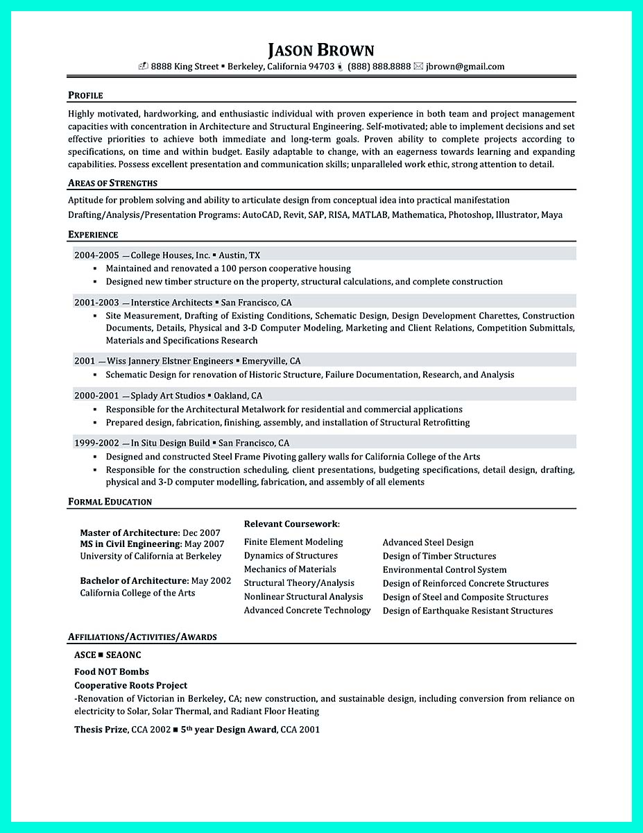 entry level construction management resume examples