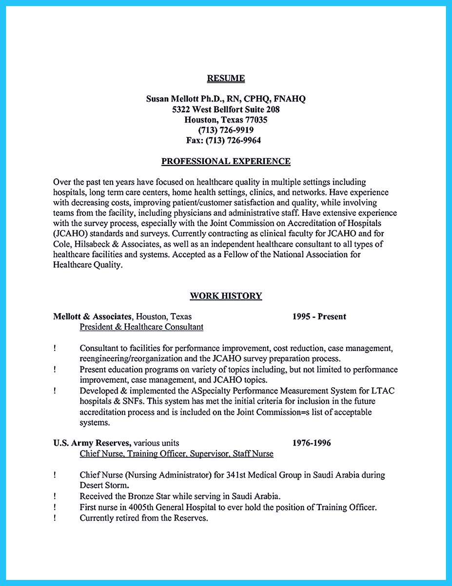 care nurse resume samples how to write a resume in simple steps