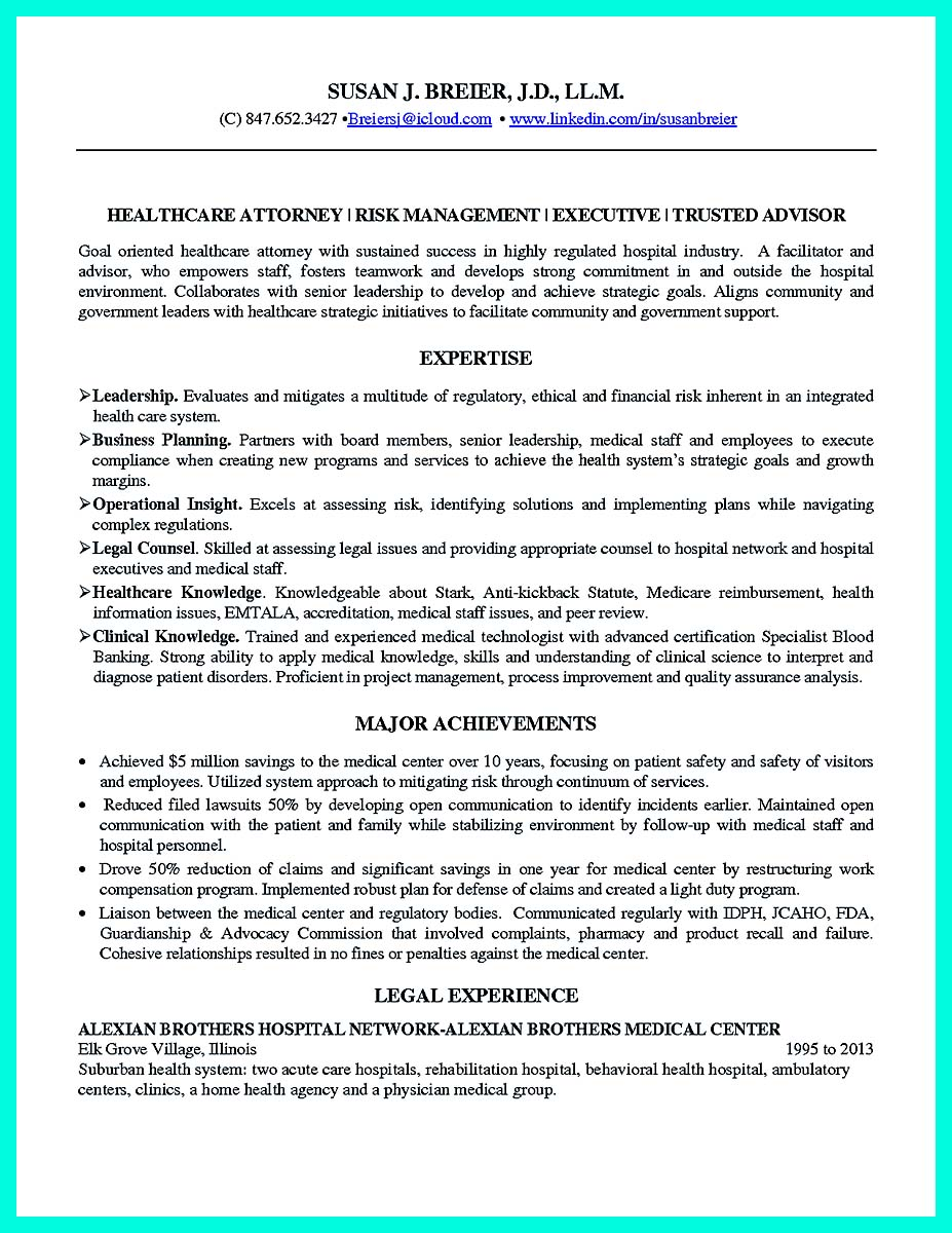 financial compliance officer resume