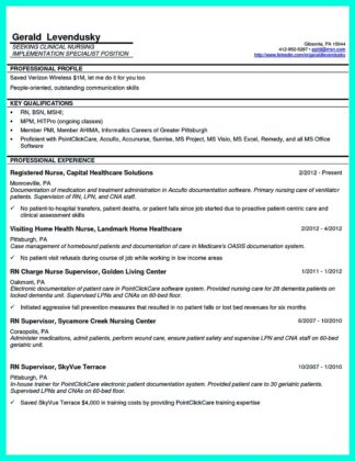 first time cna resume sample