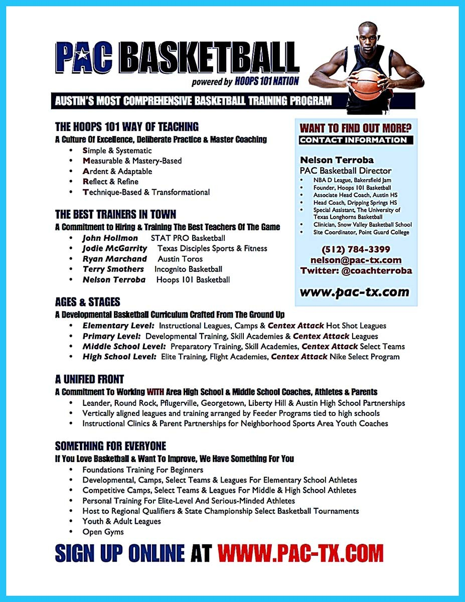 cover letter - Basketball Cover Letter