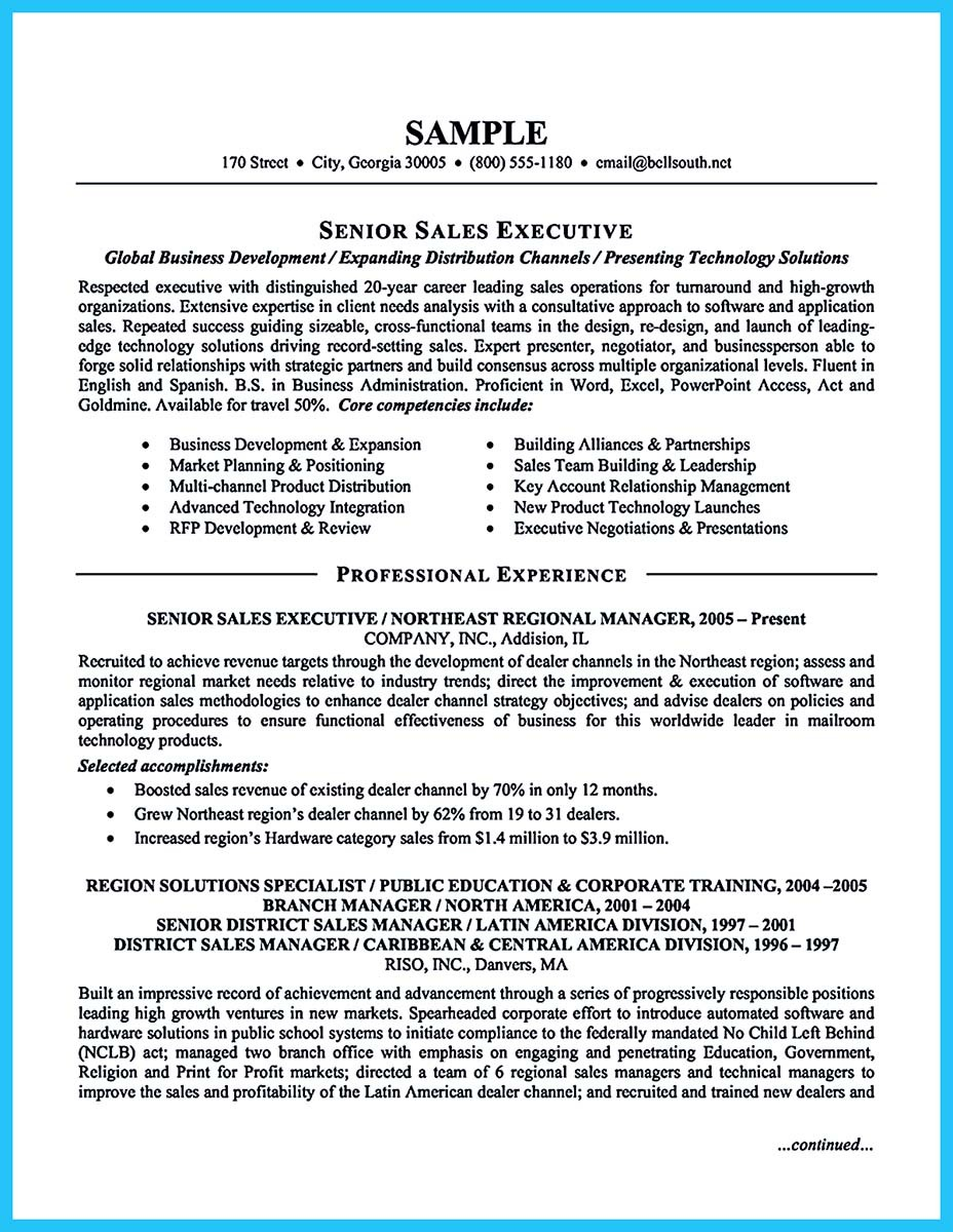 automotive sales manager resume examples - Juve.cenitdelacabrera.co