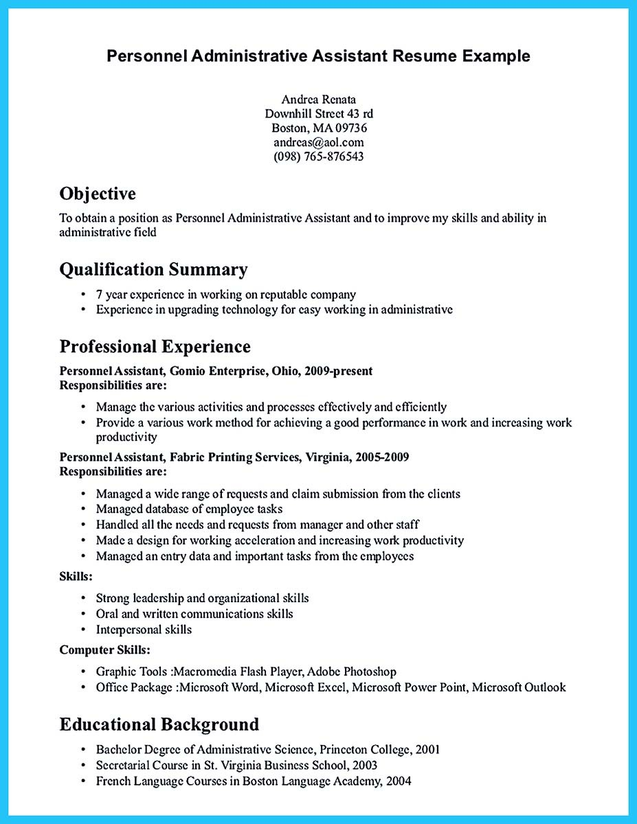 writing your assistant resume carefully how to write a resume in