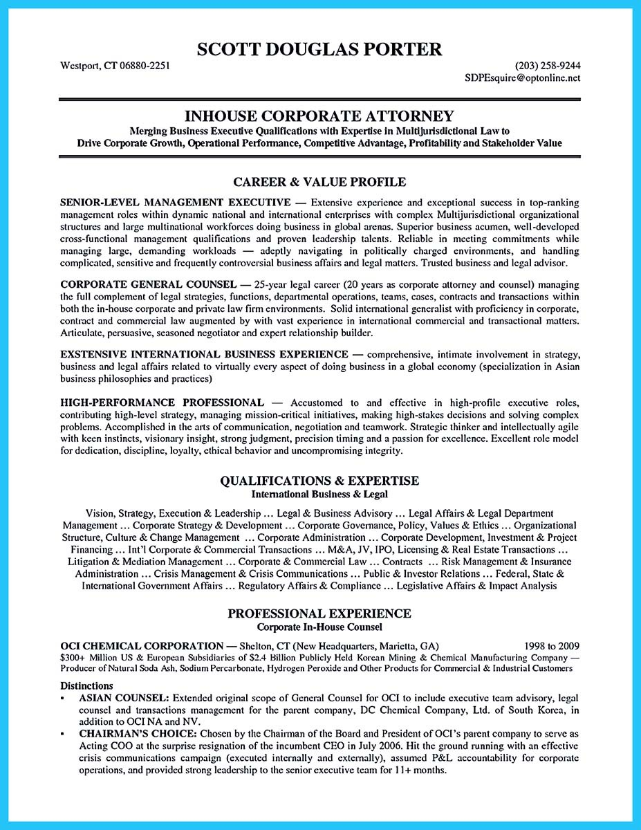 ... Legal Resume Template Wordreal Estate Attorney Resume Sample. «