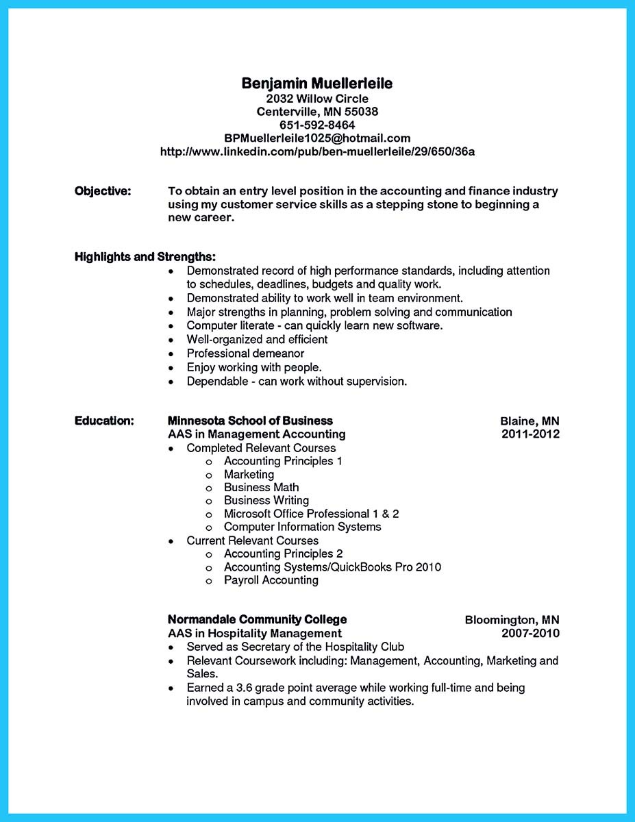 live audio engineer resume