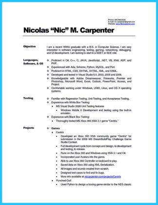 Master Carpenter Cover Letter