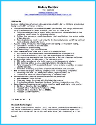 developer resume 361x420 microsoft access database developer resume - Database Developer Resume