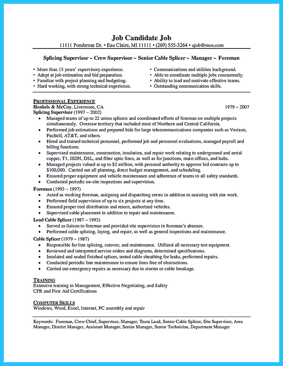 Cable Technician Resume are you trying to make the best cable technician resume ever if so then Cable Installer Resume Electrical Technician Resume Sample How To Make Cable Technician Resume That Is Really