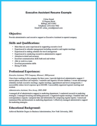 office assistant resume examples