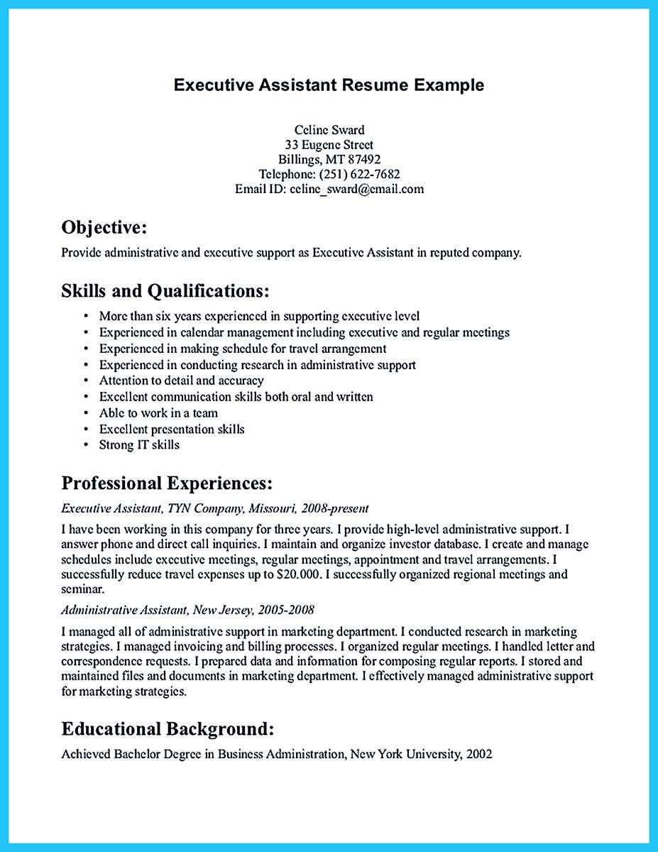 Best Administrative Assistant Resume Examples Resume Examples Intended For  Administrative Assistant Objectives Examples  Office Assistant Resume Skills