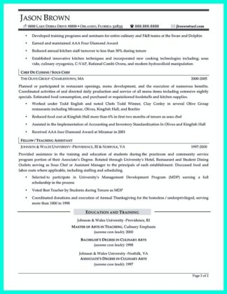 Chef Resume Samples Pastry Chef Cover Letter Samples Cover Letter
