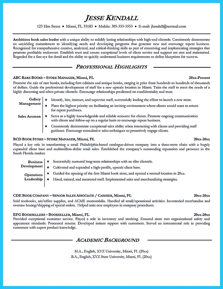 resume professional affiliations