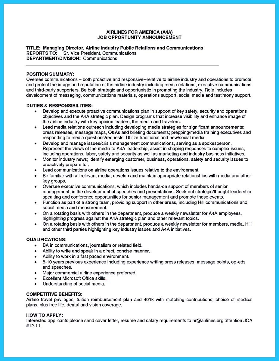 professional aviation resume writers