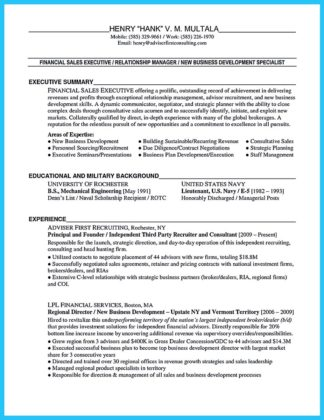 resume business development manager oil and gas