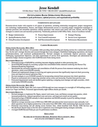resume examples for banking jobs and resume examples banking customer service