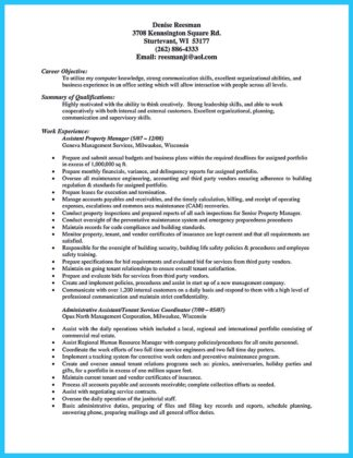 resume for assistant property manager (21)