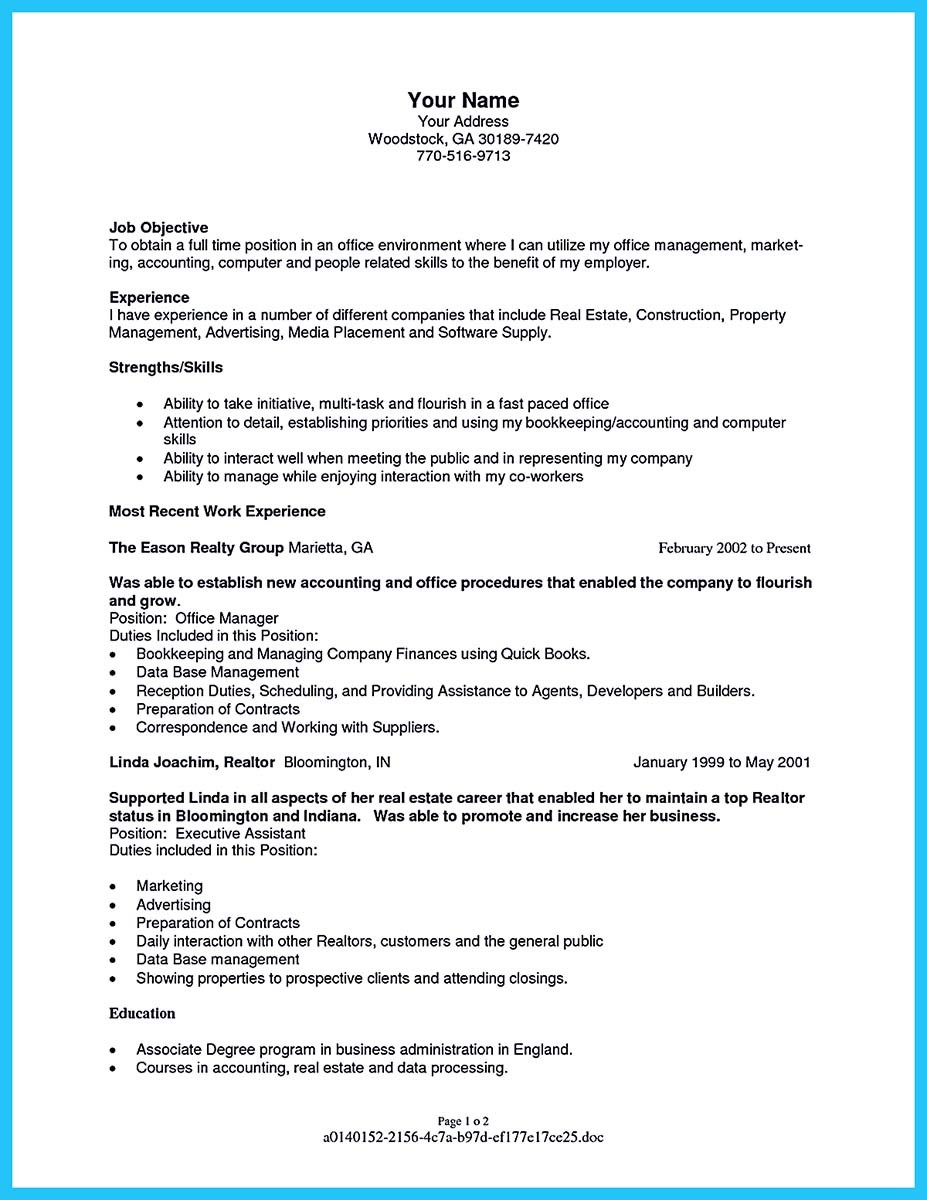 resume for assistant property manager (31)