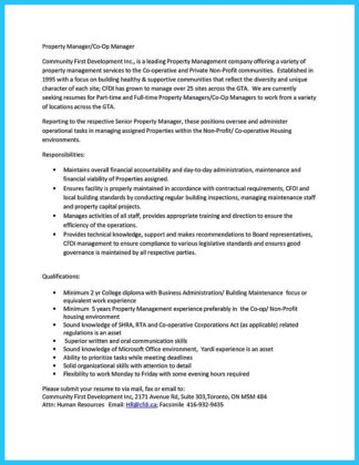 resume for assistant property manager (5)
