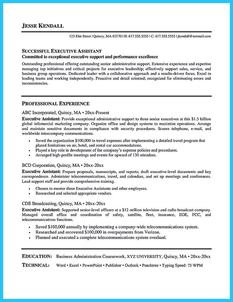 resume for assistant property manager (6)