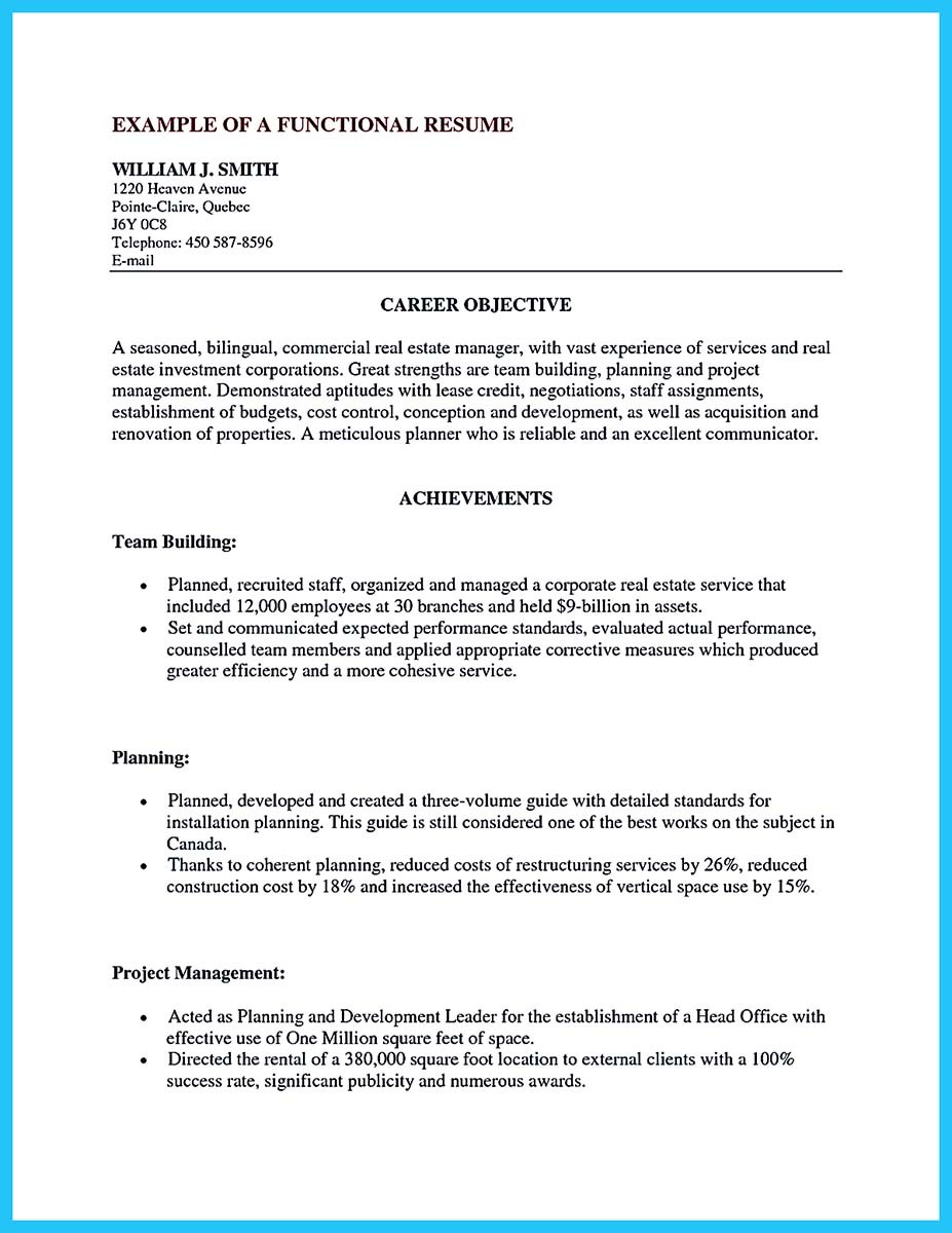 resume for assistant property manager 9 - Real Estate Manager Resume